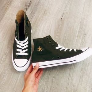 Converse Chuck Taylor High Top Sneaker- NEW